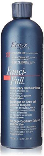 Roux Fanci-Full Rinse, 13 Chocolate Kiss, 15.2 Fluid Ounce