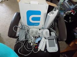 Nintendo Wii U Basic Set 8GB White Handheld System PLUS EXTRAS EUC - $208.33