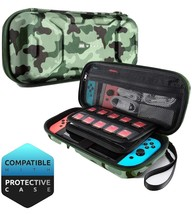Mumba Carrying Case for Nintendo Switch, Deluxe Protective Travel Carry ... - $24.99