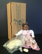 "Daddy's Long Legs Doll Mary and Her Lamb DLE95A Signed 12"" Mint in Box  - $69.50"