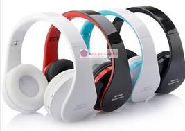 Bluetooth Wireless Cordless foldable Headset Stereo Headphone Sports Earphone - $23.73