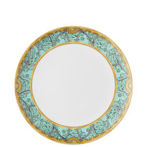 "Versace by Rosenthal Set of 6 Scala Palazzo Verde Plate 28 cm/11.02"" Set of 12 - $1,199.35"