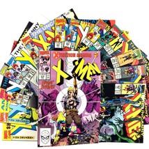 Uncanny X-Men 15 Comic Book Lot Marvel VF Copper Age Havok Storm Bishop Forge - $29.65