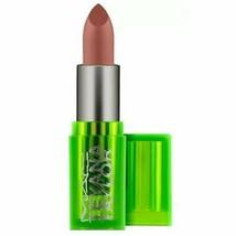 MAC Teyana Taylor I GOT A MAN Light Medium Brown Lipstick Satin Finish NIB - $34.50