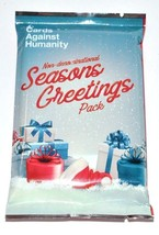 Cards Against Humanity 2017 Seasons Greetings Annual Holiday Expansion P... - $9.49