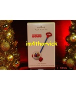 Hallmark 2012 Keepsake Ornament Corn Popper Fisher Price #QXI2664 NIB - $29.99