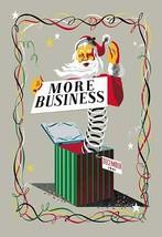 Jack-in-the-Box Santa - Art Print - $19.99+