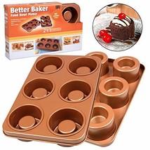 The Original Better Baker Edible Food Bowl Maker- Bake 6 Three Inch Dess... - £14.42 GBP