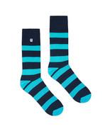 Blue Stripes Socks - $8.40