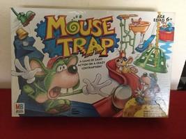 Mouse Trap Board Game EUC Milton Bradley Complete Mousetrap 2005 - $25.00