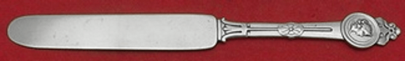 Primary image for Medallion by Gorham Sterling Silver Regular Knife FH AS w/ Queen's Head 7 3/8""
