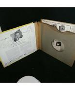 XAVIER CUGAT DOUBLE AUTOGRAPHS & CARICATURE Album Cover 1946 - $482.79