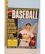 1968 Sport's Quarterly Baseball Magazine Carl Yastrzemski Cover - $9.99