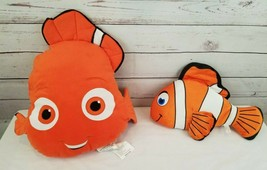 Set of 2 Finding Nemo/Dory  Pillow and Plush - $6.29