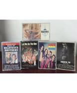 Lot Of 5 Cassette Tape Music - $9.50