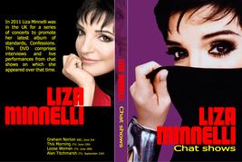 LIZA MINNELLI - CHAT SHOWS DVD - $23.50