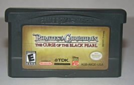 Nintendo GAME BOY ADVANCE - PIRATES OF THE CARIBBEAN (Game Only) - $6.25