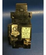 30 Amp PUSHMATIC P230  ITE Siemens Gould Bulldog BREAKER  2 Pole Guaranteed! - $39.95