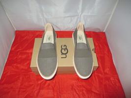 UGG Women's Sammy Slip-On Sneakers $110 Slate - US Size 8 - $59.99