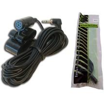 Microphone for Pioneer FHX730BS FHX731BT FHX830BHS MVHX580BS - $7.98