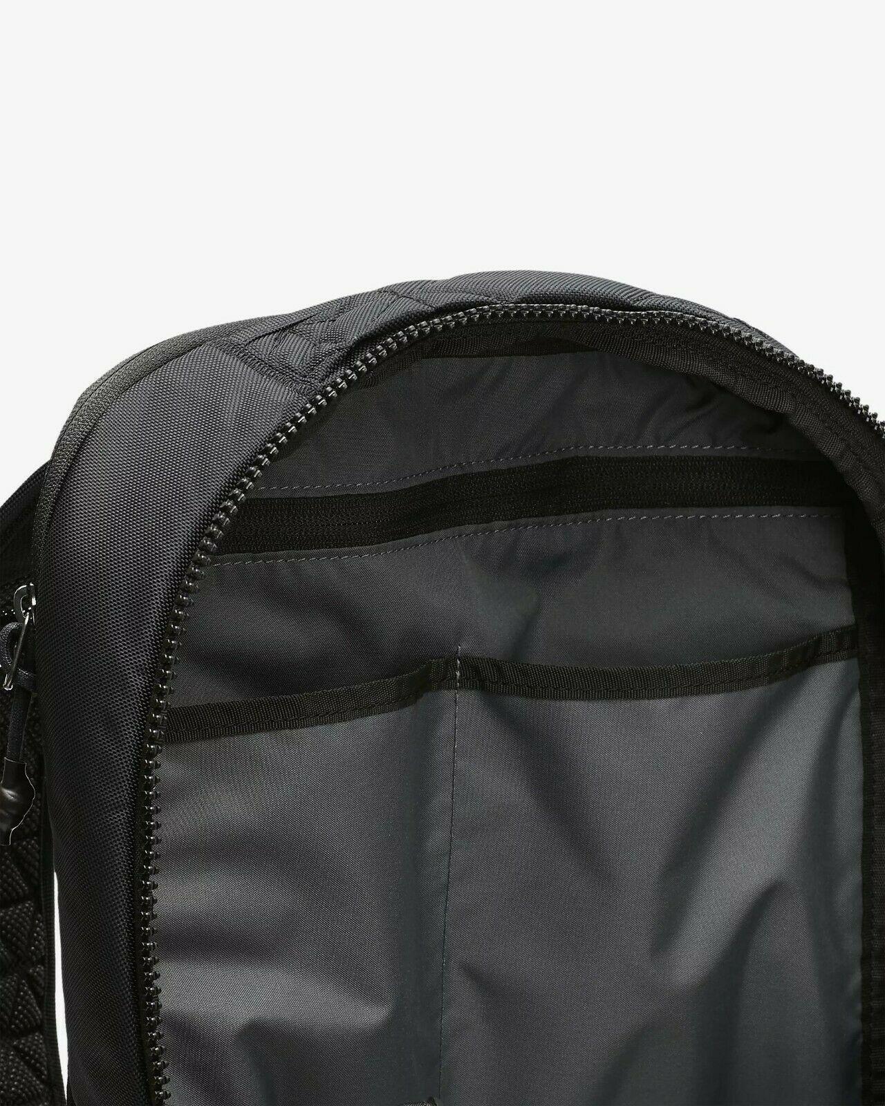 Nike Vapor Power 2.0 Training Backpack, BA5539 010 Black/Black/Black image 8