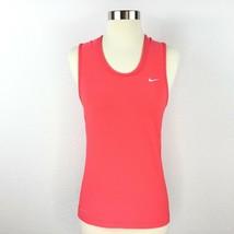 Nike Dri-Fit Tank Top Pink Women Size XS - $20.26