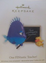 Hallmark Keepsake One FINtastic Teacher - $6.92
