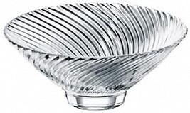 Nachtmann Samba BAVARIAN Crystal FOOTED LARGE SERVING Bowl MADE IN GERMA... - $49.50