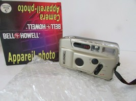 BELL & HOWELL F3-05  35 MM MOTORIZED FILM CAMERA WITH BOX  G3 - $16.61