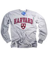 Harvard T-Shirt College University Crimson Crew NCAA Officially Licensed - $19.99
