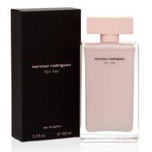 Narciso Rodriguez Perfume For Her Women 3.3 oz Eau de Parfum Spray In Bo... - $100.93