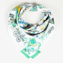 "Hermes Silk ""Fantaisies Indiennes"" 90cm Scarf - $305.00"