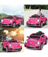 KIDS ELECTRIC RIDE ON CAR BATTERY POWERED -PINK - $260.98