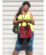 Puntotres Genuine Leather Handbag - $75.00