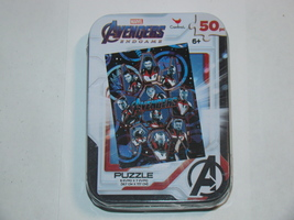 Cardinal - MARVEL AVENGERS - END GAME 50 Pieces PUZZLE - 5 INCHES X 7 IN... - $8.00