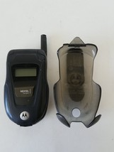 Motorola ic502 Gray Nextel Cellular Phone - $19.39
