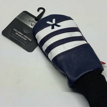 New Callaway Golf 2020 Vintage HYBRID Headcover Navy/White/Red Traditional Style - $14.80