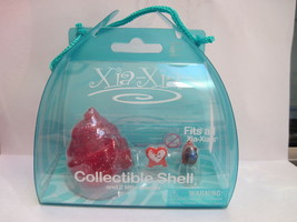 Xia Xia Collectible Pink Shell & Two Friends Smitten & Woofer - $5.00
