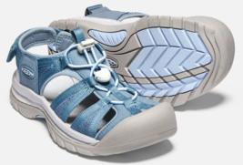 Keen Venezien II H2 Größe 7 M (B) Eu 37.5 Damen Sport Sandalen Schuhe Bl... - $72.28