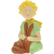 The Little Prince and the fox in boxset resin statue Plastoy  image 2