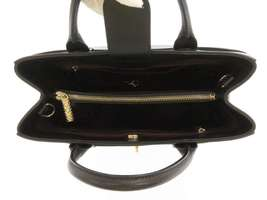 CHANEL Handbag Caviar Leather Black Neo Executive 2Way A69930 Italy Authentic image 9
