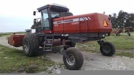 2008 MASSEY-FERGUSON 9635 For Sale In Durham, Kansas 67438 image 4