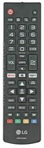 LG AKB75375604 (p/n: AGF76631070) TV Remote Control (NEW) - $18.76