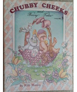 Chubby Cheeks and Beary Tales Vol. 3 By Kim Mauro Tole Painting Book Vtg... - $9.98