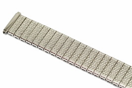 16-20mm Extra Long Silver Twist O Flex Expansion Watch Band CHOOSE YOUR ... - $24.99