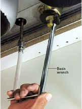 Basin Wrench Capacity of 3/8-Inch to 1-1/4-Inch, 10-Inch Reach image 5