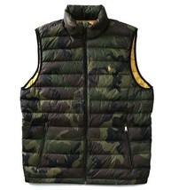 Ralph Lauren Big and Tall lightweight, Military Camo Jacket  Vest 2XLT - $149.00