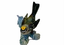 Goebel Hummel Firecrest Bird Figurine Germany triple bandeau vtg RARE sc... - $39.55