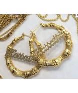 Nikgold Hoop Earrings sample item