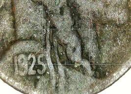 Buffalo Nickel 1920, 1923, 1925 and 1929 AA20BN-CN6097
